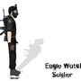 Eagle Watch Soldier-Scout by Flashsoldier