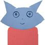 Clarkey Cat by Bitqrusher