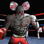 Sweated rat boxer by CHEAPTOONS