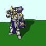 Warrior by afrodizzy