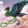 Amphithere Dragon by Tektyx
