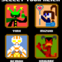 Select Your Alien by Gawayno