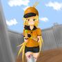 Kidd Orange Project by InsanityKurai