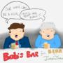 Bob's Bar for Time Travel by Gnomophiliac