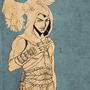 Altair - Gift Art by KarylAnne