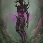 Spriggan Earth Mother by dannywithnoodles