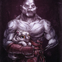 Azog the Defiler by RootsenSneeky