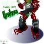 Tasen Elite Krotera (fan art) by AndRocker