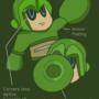 Commando Kid concept by Alouroua