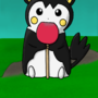 Emolga with Lollipop by SamuelEarl666