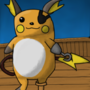 Pirate Raichu by SamuelEarl666