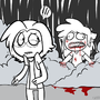 My god theres blood everywhere by ColonelCheru