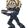 Marik Mass Effect by ColonelCheru