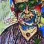 Stephen Hawking by Gaz-Metal