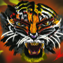 Inky tiger.... by tatsumaru7