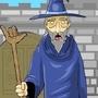 Kikket The Wizard by chrisyrulz