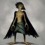 Egyptian Crowman by ConnyNordlund
