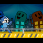 Megaman Cartoon Preview by themc-art