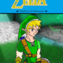 LoZ: Triforce of Courage Title by Joe-You-Know