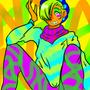 Neon Chick by RazeTora