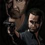 1 Hour Walking Dead by StevRayBro