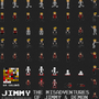 Jimmy Sprites by Tom Pereira by CrookedCartridge