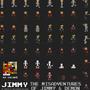 Jimmy Sprites by Tom Pereira