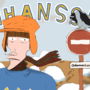 Juhansson promo poster by Paperguest