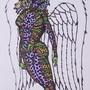 18x24 angel by jwaphreak