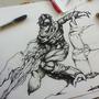 Soul Reaver Ink by IAmWhatUFear
