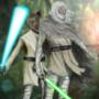 Master & Padawan: Star Wars 7 by agentspymonkey