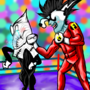 FREAKAZOID BOXING MATCH by ZabuJard