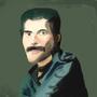 Freddie Mercury by SuburbanLife