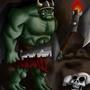 Orc by UltimatePoke