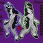 Amour and Claymour Rhaysuhm by Killerwolf1020