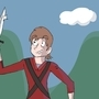 Guy with Sword by Tweektabit