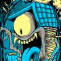 Monster house by BryanV