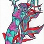 mermaid by jwaphreak