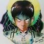Ikari Shinji by doublemaximus