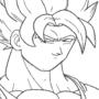 Goku by kazkaz123
