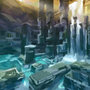 Water Temple by Bluntbows