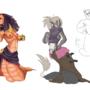 Monster Girls: Naga