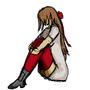 Sad Red by Mevmillion