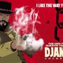 Django Unchained Vector
