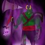 Orc Shaman by crosskilln