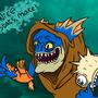 Dota 2: Slark by FlappyTheDugong