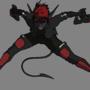 Andromalia Battle Pose