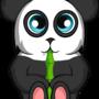 Adorable Panda by DFerociousbeast