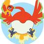 Pokemon: Ho-Oh by BrennonRamsey