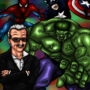 Stan Lee - Master of Marvel by fadedshadow